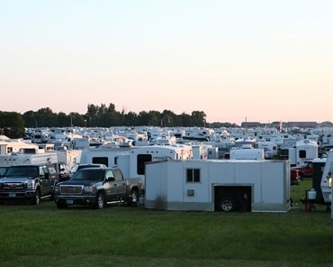 Campground F Row M