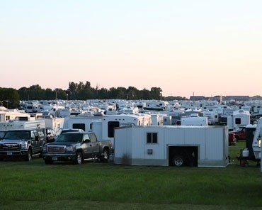 Campground G Row T