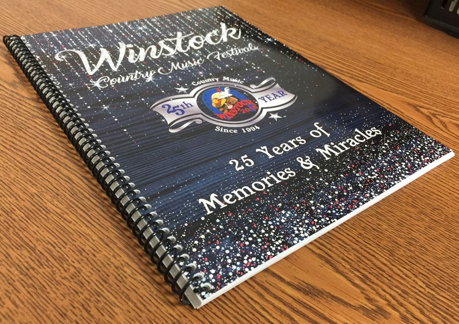 Winstock 25th Anniversary Book
